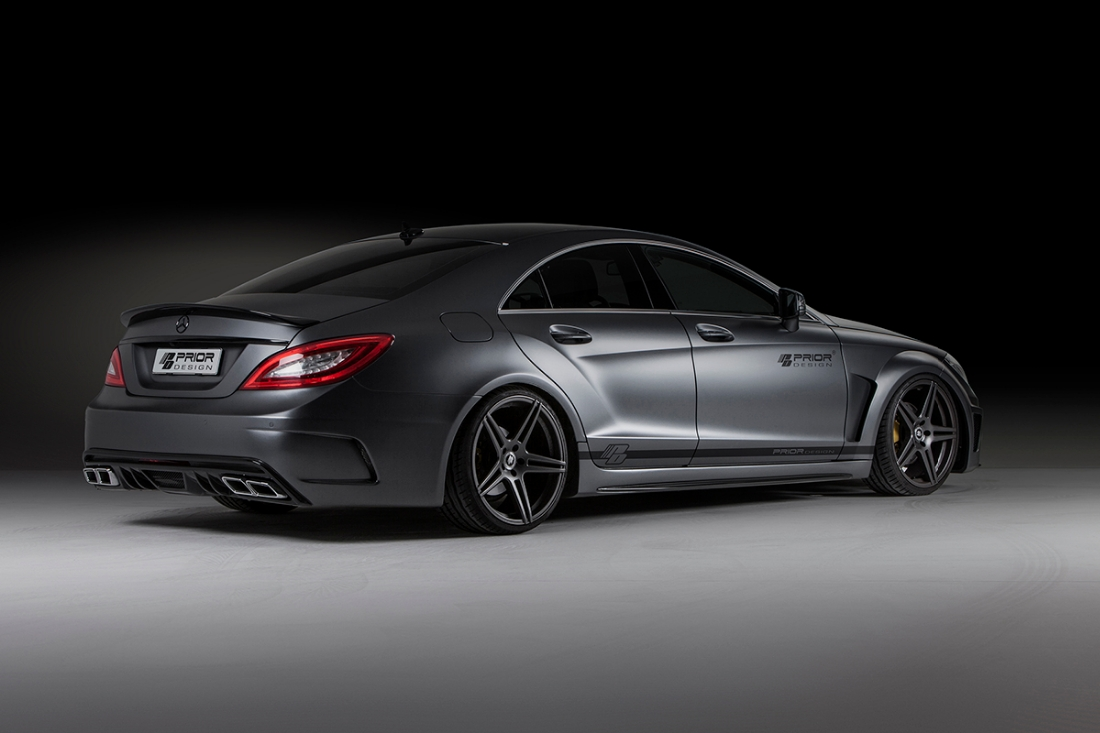 Prior Design Mercedes-Benz CLS